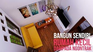 Download Lagu RUMAH MUNGIL 4x6 DESIGN SEDERHANA YANG MENAWAN mp3