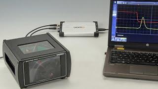 Lysets hastighed - Vejledning til brug sammen med 400100 PC Oscilloskop