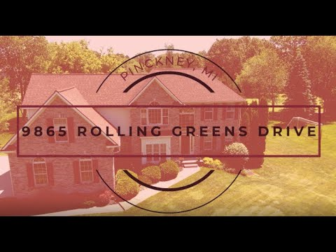 Video Walk-Through: 9865 Rolling Greens Drive