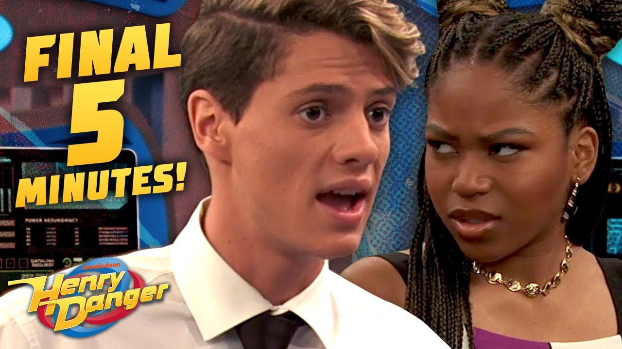 Download Final 5 Minutes Of Henry Dangers Final Season 😮 Ep.4  Cave The Date | Henry Danger