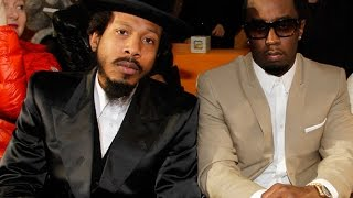 the truth behind the Diddy and Shyne beef