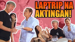 LAPTRIP NA AKTINGAN WITH THE LEGENDS OF COMEDY FT. CANDY PANGILINAN AND GISELLE SANCHEZ