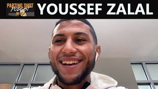 LFA 57 headliner Youssef Zalal says you can expect to see him in the UFC next year