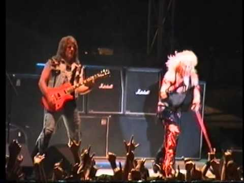 TWISTED SISTER - LIVE IN ATHENS - ROCKWAVE FESTIVAL 2005 (Part 2)