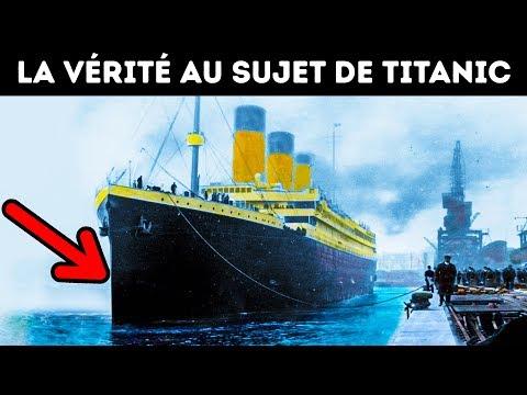 Comment le Titanic a Coulé : L'histoire Que tu ne Connaissais Pas