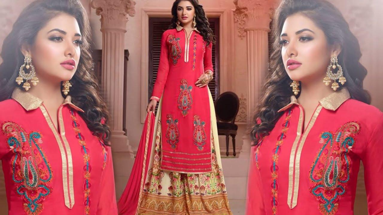 Latest Pakistani Fashion Wear Dresses & Suits Designs