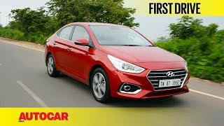 2017 Hyundai Verna | First Drive | Autocar India