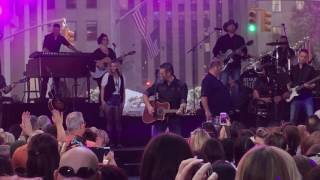Blake Shelton - Sangria LIVE on @Today Show August 2016