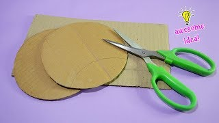 Awesome way to recycle cardboards  how to recycle cardboards  best reuse idea