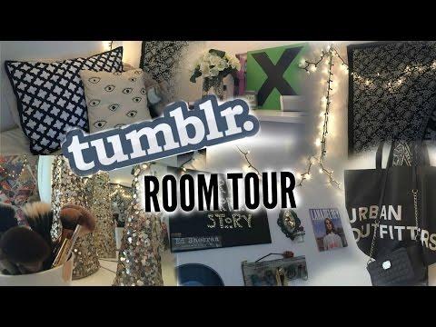 TUMBLR INSPIRED ROOM TOUR 2015!!