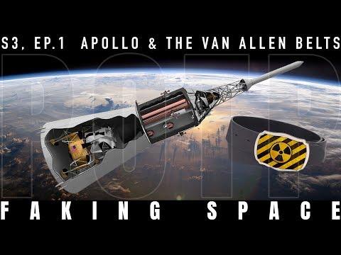 ✅ FAKING SPACE – S3:E1 – Apollo & The Van Allen Belts