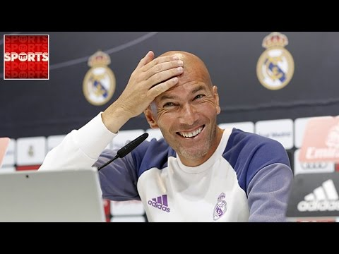 Zinedine Zidane Needs One More Win to Make REAL MADRID HISTORY