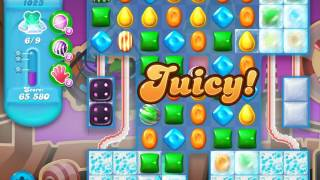 Candy Crush Soda Saga Level 1023 (3rd version)