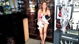 Download Video Animal Lover Girl Feeding Amazing Creatures But She Might Not Have Any Food Herself MP3 3GP MP4
