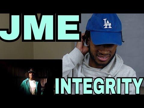 JME - INTEGRITY | REACTION VIDEO