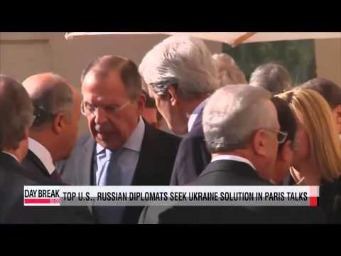 Kerry: Russia's violation of Ukraine's integrity has united world behind Ukrainian people