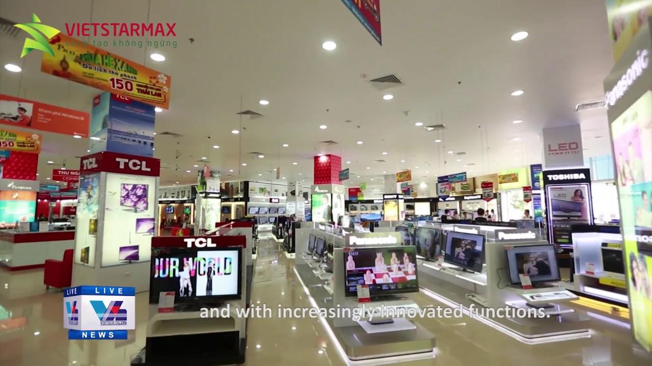 Phim doanh nghiệp Công ty XNK Việt Hàn - PDN43