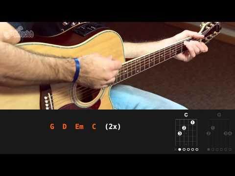Choram As Rosas - Bruno e Marrone  de violão simplificada