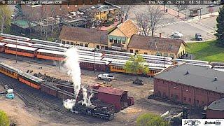 Preview of stream Live Streaming Tour of Durango, Colorado