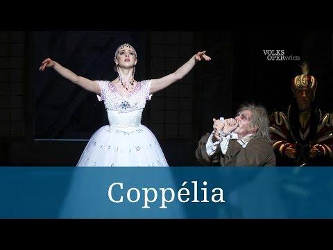 Coppélia – Der Meister und seine Puppe | Volksoper Wien/Wiener Staatsballett