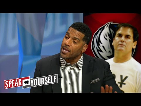 Jim Jackson on Mark Cuban, Earl Sneed and the Dallas Mavericks | SPEAK FOR YOURSELF