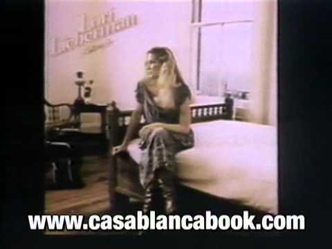 Lori Lieberman-LETTING GO Promo Film-1978-Casablanca Records