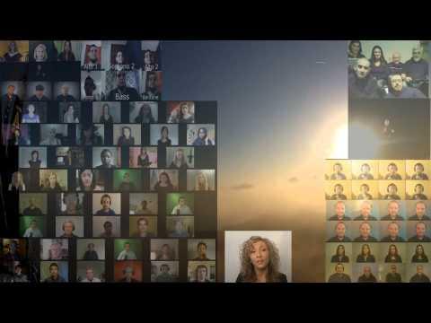 Eric Whitacre's VC4 -  Fly to Paradise (Non-techno) mixed Multitracks & Solos