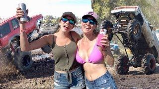 Mega Trucks Mega Horsepower! Iron Horse Mud Ranch
