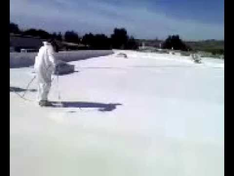 Northern California Roofing Applying Tropical Roof Systems On Commercial  Flat Roof