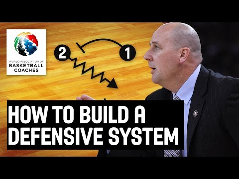 How to Build a Defensive System - Jim Boylen - Basketball Fundamentals