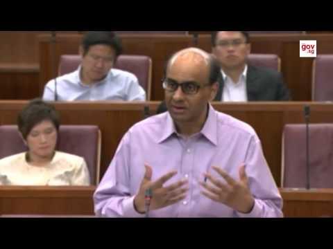 Fundamental Strengths of the CPF System - DPM Tharman Shanmugaratnam