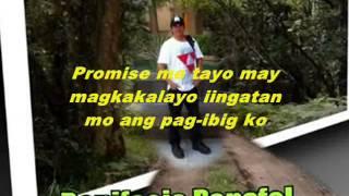 """Promise Me-J.Brothers""""Bonifacio Penafel""""w/ lyrics"""