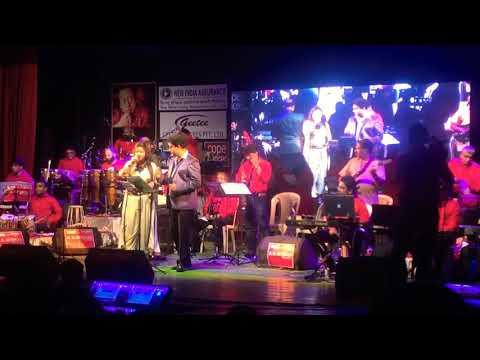 Bachke Rehna Re Baba Kishore Kimar Asha Bhosle R.S Burman (Live by Rajesh Iyer and Nirupama De)