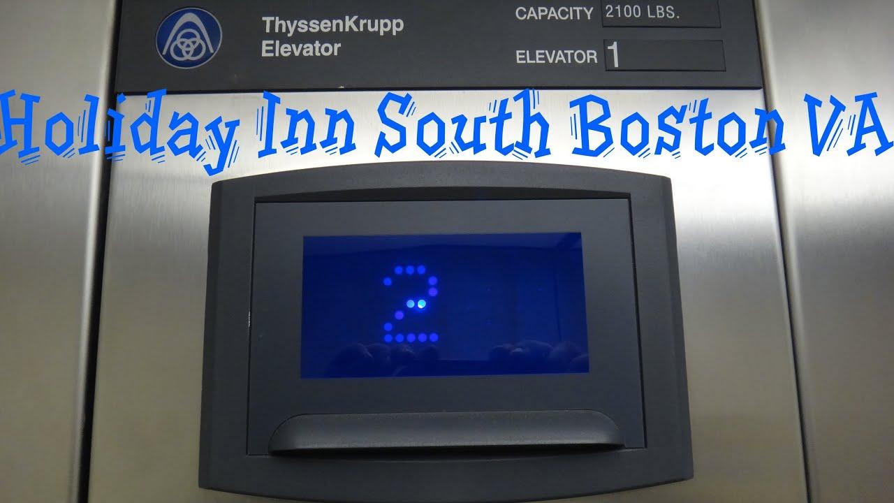 ThyssenKrupp Hydraulic Elevator