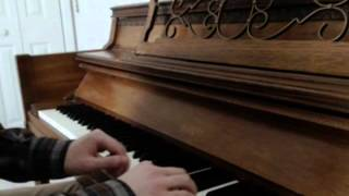 "Piano variations on ""O du lieber Augustin"""