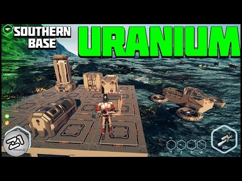 Planet Nomads Uranium LOCATION!! Building a Southern Base ! Lets Play Planet Nomads  | Z1 Gaming
