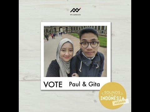Paul & Gita - Teman Hidup ( Sounds of Indonesia 2015 )