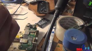 Nokia C2 01 белый дисплей. Грамотная диагностика с замером напряжений(На этот раз мне на ремонт попал аппарат с несколькими проблемами. Как раз об этом и пойдет речь в этом видео...., 2014-07-29T11:12:28.000Z)