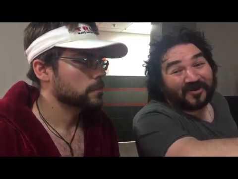 The Fight: Comedian Asterios Kokkinos vs. /u/The_Donald mod WarOfTheFanboys