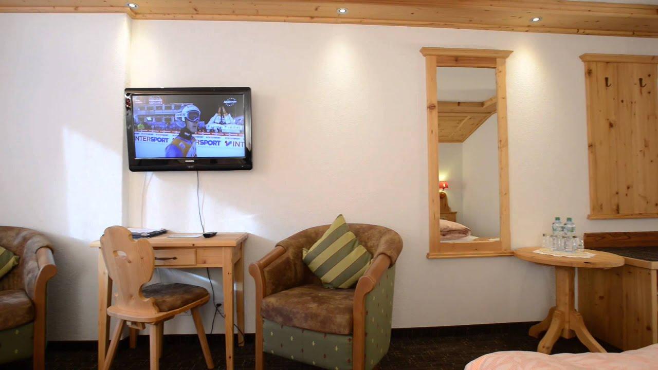 Hotel Alpina Grindelwald Familienzimmer YouTube - Hotel alpina grindelwald