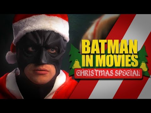 ‪Batman in Classic Movie Scenes: Christmas Special‬