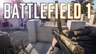 Domination on Suez - Battlefield 1 PC Multiplayer Gameplay