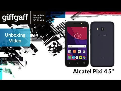 Alcatel Pixi 4 5"