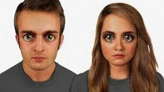 THIS is What Humans in 100,000 Years Will Look Like?