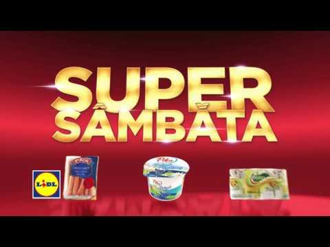 Super Sambata la Lidl • 5 Noiembrie 2016