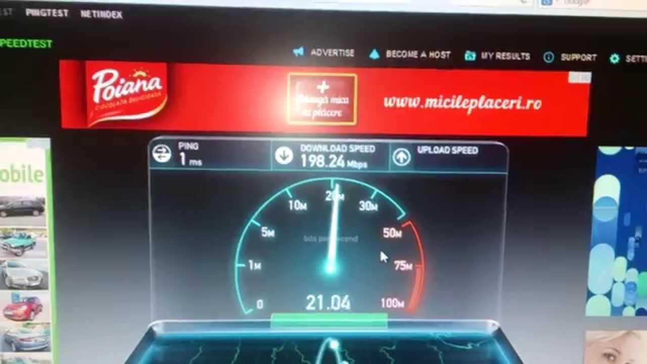 tp test speed