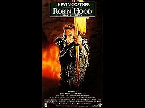 Opening To Robin Hood:Prince Of Thieves 1995 VHS - YouTube