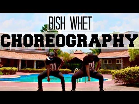 BISH WHET - DJ TAJ - CHOREOGRAPHY! | Melvin Tseng w/ Aadyaa Madhu.