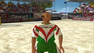 Pro Beach Soccer Gameplay [HD]