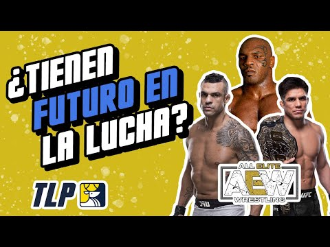 ¿Mike Tyson y Henry Cejudo como luchadores de AEW? | Lesión de Kairi Sane | Titulares LP 29 de mayo